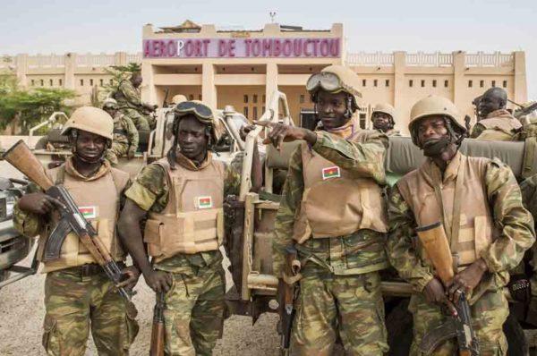 Attaque en Côte d'Ivoire: les forces burkinabè poursuivent les opérations de ratissage