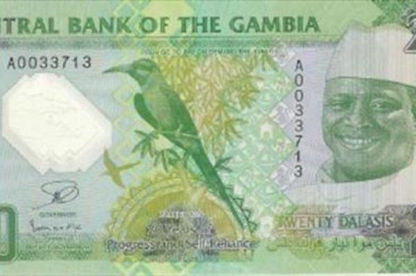 Gambie : de nouveaux billets de banque pour effacer Yahya Jammeh de la mémoire collective