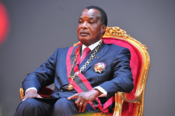 Congo-Brazzaville: le président Sassou-Nguesso parle économie et environnement