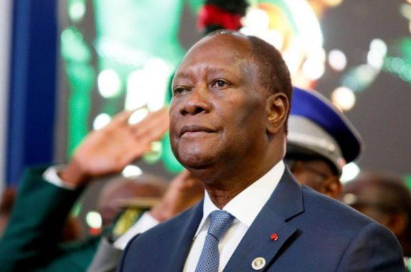 Rencontre Gbagbo-Bédié : « Ce n'est pas mon affaire, je ne suis jamais intervenu », assure Alassane Ouattara