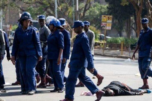 Les réformes politiques bloquent une nouvelle manifestation au Zimbabwe