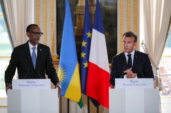 Rwanda: des accords financiers pour concrétiser la détente politique avec la France