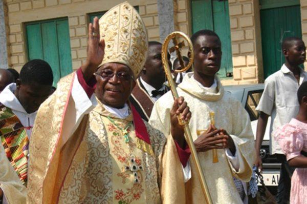 L'ancien archevêque de Lomé demande au président togolais de quitter le pouvoir