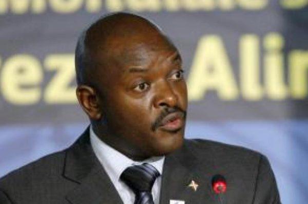 Le président burundais accusé de violations des droits de l'homme 17 septembre 2019