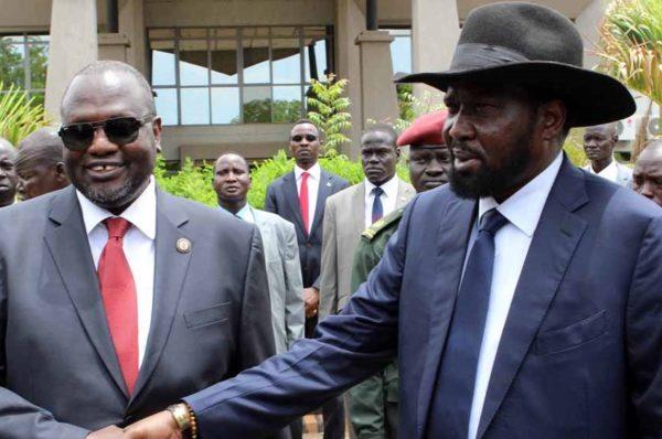 Soudan du sud : Un gouvernement d'union en novembre