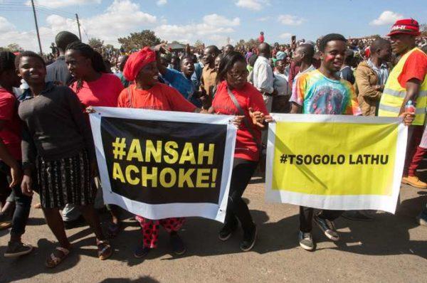 Au Malawi, reprise des manifestations post-électorales