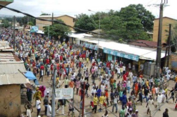 Guinée: une partie de l'opposition dépose plainte auprès de la Cédéao