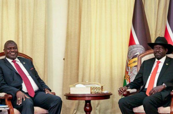Soudan: Riek Machar à Juba pour trouver une solution à son retour définitif