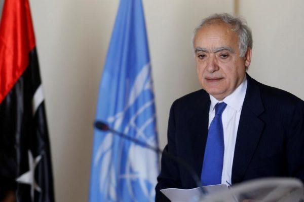 L'envoyé spécial de l'ONU pour la Libye, Ghassan Salamé, démissionne