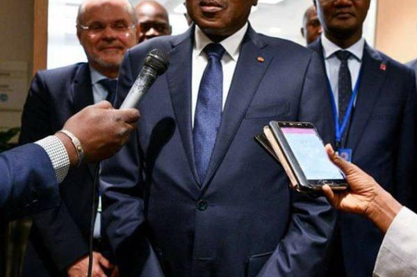 CÔTE D'IVOIRE/FMI-BM : Gon Coulibaly décroche de gros contrats à Washington en marge des assemblées annuelles