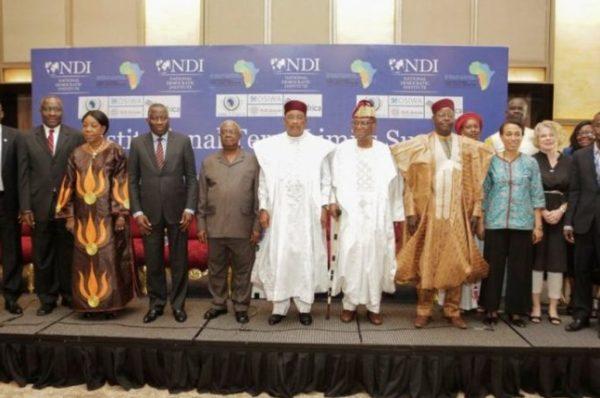 NIGER : La limitation des mandats présidentiels en Afrique au cœur d'un sommet