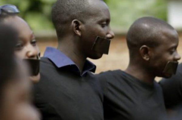 Burundi : quatre journalistes arrêtés pour « complicité d'atteinte à la sécurité de l'État »