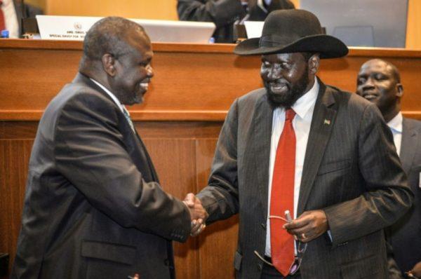 Soudan du Sud: les États-Unis accentuent la pression sur le gouvernement