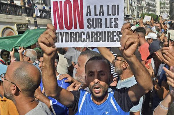 Algérie  : les dessous de la loi contestée sur les hydrocarbures