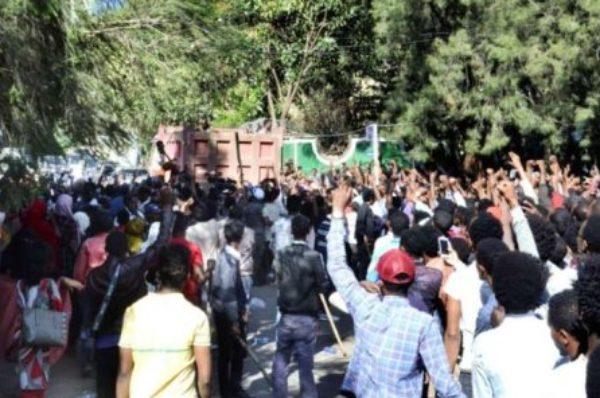 Éthiopie : des affrontements violents lors de manifestations font 16 morts