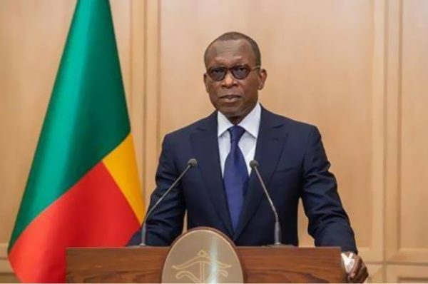Présidentielle au Bénin : le président Patrice Talon affrontera deux adversaires en avril