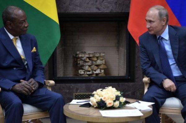 Russie – Afrique : l'économie au cœur du nouveau partenariat