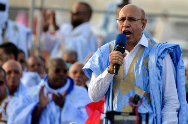 Mauritanie: tensions entre l'actuel et l'ancien président