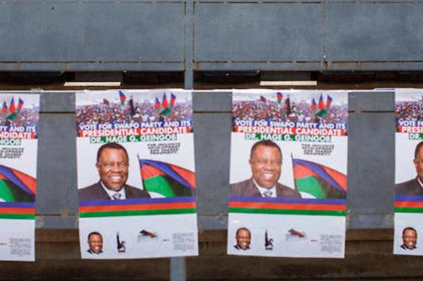 Élections en Namibie : la lente désintégration du parti de l'indépendance