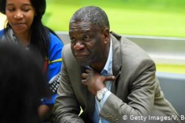 «Sans la Monusco, ce serait pire» (Denis Mukwege, prix Nobel de la paix)