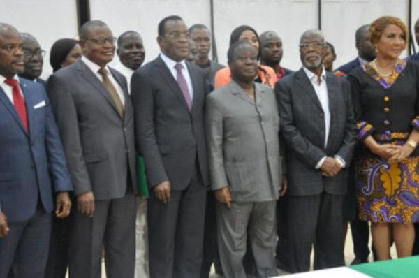 CÔTE D'IVOIRE : Présidentielle 2020, une opposition en quête de leader