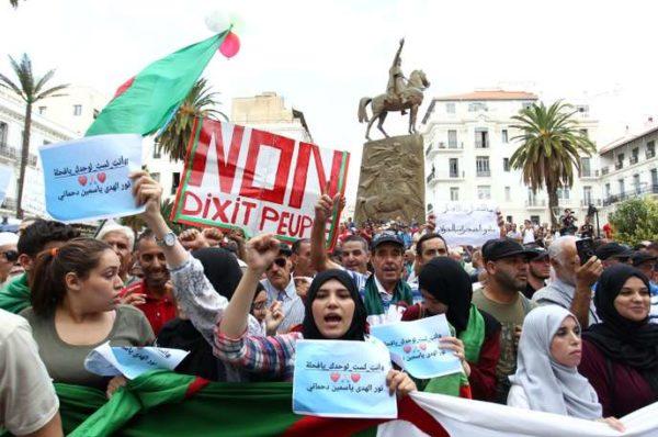 Présidentielle en Algérie: «Il n'y a rien à attendre de cette campagne électorale»