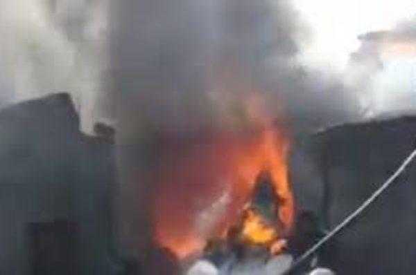 RDC : un avion petit porteur s'écrase sur un quartier de Goma, au moins 23 morts
