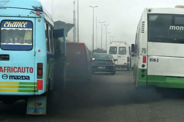 Un continent qui étouffe sous la pollution urbaine