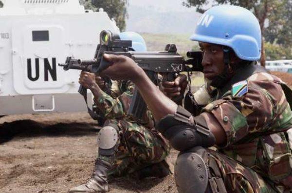 RDC : un rapport de l'ONU propose un retrait des Casques bleus sur trois ans