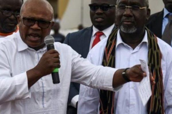 Côte d'Ivoire : une manifestation pour la paix avant la présidentielle