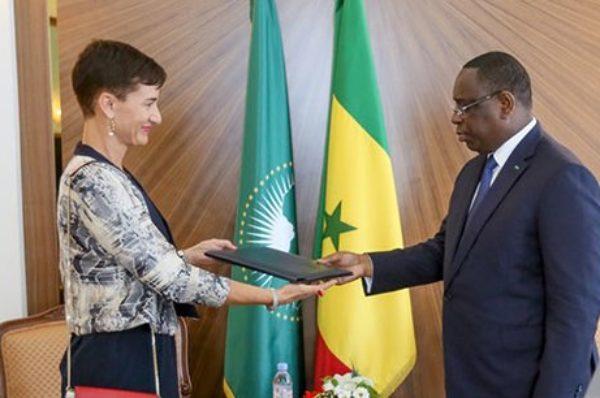 Sénégal : l'UE se positionne sur le financement des PME