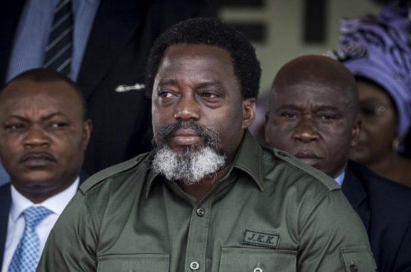 RDC : appel au renouvellement des sanctions européennes contre des proches de Joseph Kabila