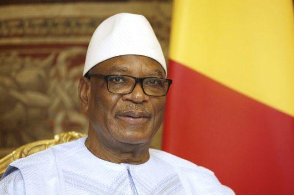 Mali : face à la menace jihadiste, Ibrahim Boubacar Keïta appelle à « l'union sacrée »
