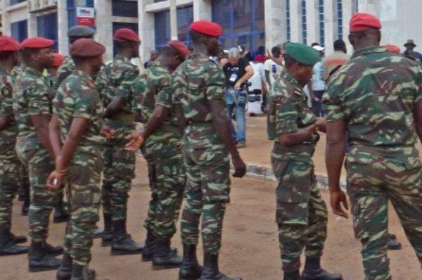 Guinée-Bissau : l'armée ne pense plus « à fomenter des coups d'État », rassure son chef