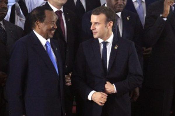 Cameroun : lettre ouverte à Emmanuel Macron en faveur de la résolution de la crise anglophone