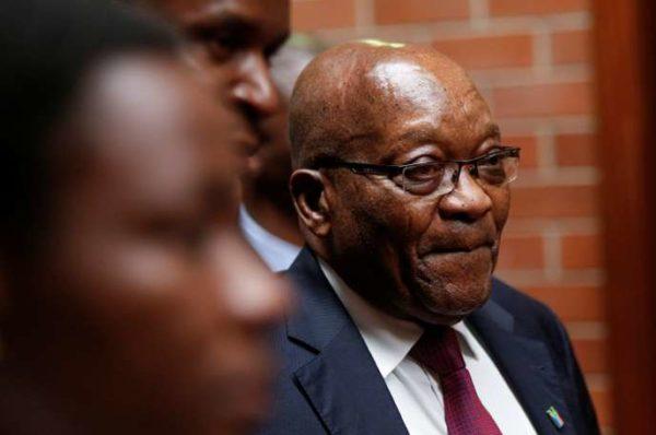 Zuma pourrait être emprisonné après une non-présentation à l'enquête sur la corruption