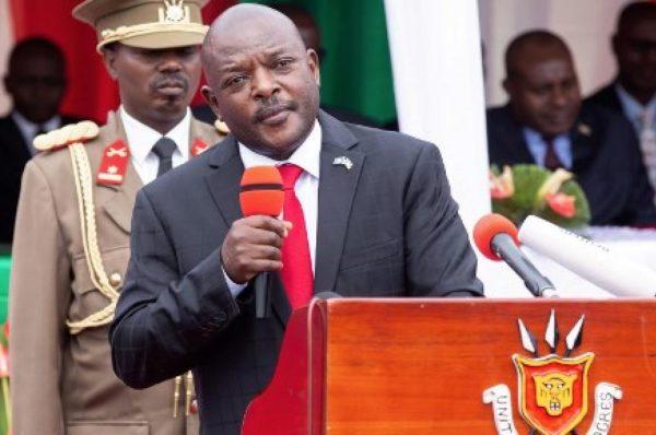 Burundi : contre les sceptiques, le président Pierre Nkurunziza réaffirme ne pas être candidat en 2020
