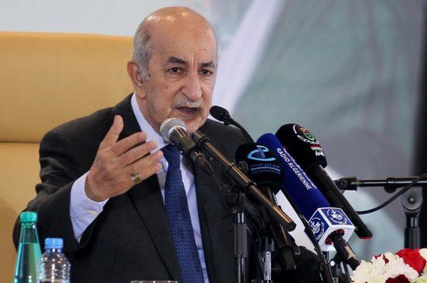Algérie: le parti islamiste MSP se dit prêt à dialoguer avec le président