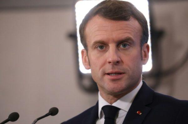 Algérie : Emmanuel Macron « prend note » de l'élection d'Abdelmadjid Tebboune