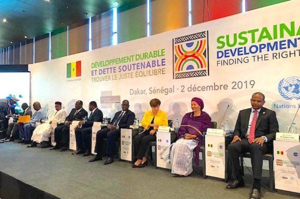 Dette : le consensus de Dakar, un tournant pour l'Afrique ?