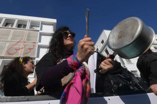 En Tunisie, les femmes se mobilisent contre les violences
