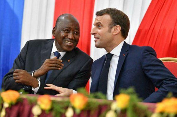 CÔTE D'IVOIRE: Inauguration d'infrastructures sociales, lancement de chantiers, visite de Macron: Gon Coulibaly à l'œuvre