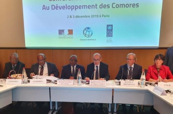 CPAD Comores 2019 : ouverture à Paris de la Conférence des partenaires pour le développement des Comores