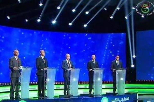 L'Algérie passe à côté de son tout premier débat télévisé