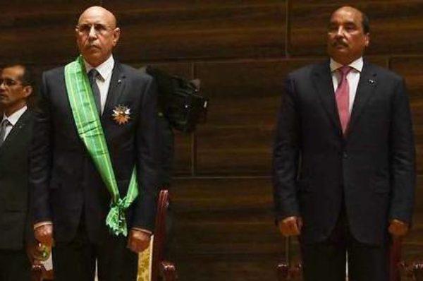 Mauritanie : passe d'armes entre frères présidents