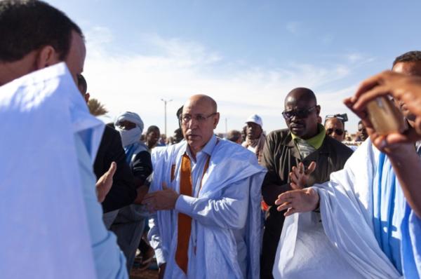Lutte antiterroriste en Afrique : Pour le président Ould Ghazouani, «une bataille a été perdue au Sahel»