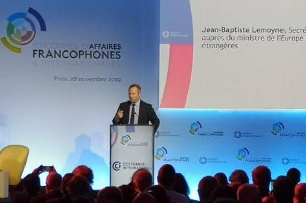 Les Rencontres d'affaires francophones placées sous le signe du soft power