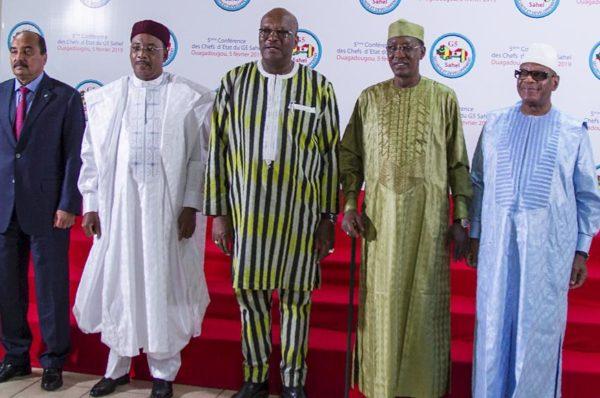 G5 Sahel: les chefs d'état-major affinent les plans de campagne