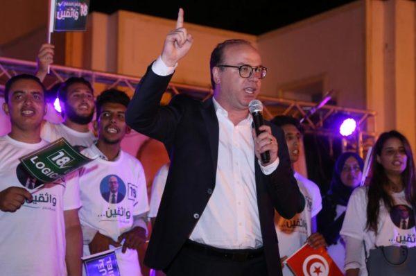 Elyes Fakhfakh chargé de constituer un nouveau gouvernement en Tunisie