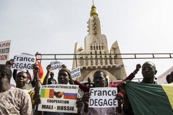 Au Mali, le sentiment antifrançais gagne du terrain
